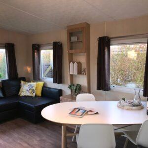 Livingroom Chalet Noordwijk